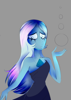 Blue Diamond by The-Omega-Square