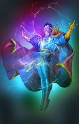 Doctor Strange by Ivan-NES