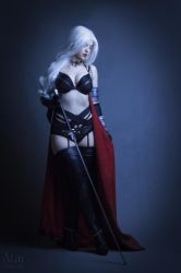 Lady Death by Atai