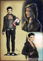 Tryout_color_Anne-Dark Thief by ManuelaSoriani