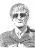 Graham Chapman by Gin85
