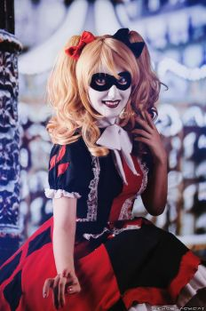 Welcome to the Circus by Lady-I-Hellsing