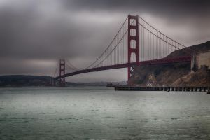Golden Gate Bridge 2 by arnaudperret
