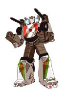Wheeljack New Junk Files cover by AndyTurnbull