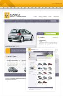 Anabo Renault dealer by sone-pl