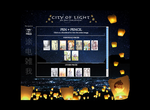 City of Light (Website) by jcling