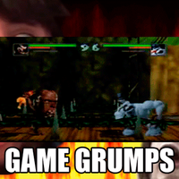 Game Grumps GIF : Clayfighters Xtreme!!!11! by IronyProductions