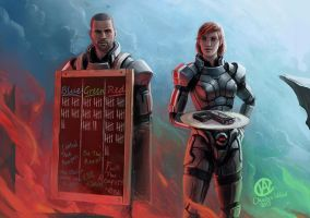 The Shepard Siblings by CharlieWilcher