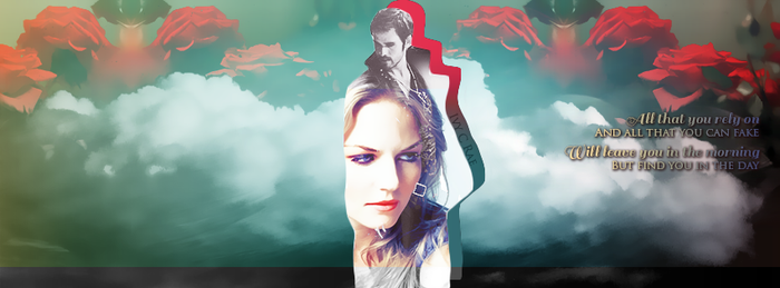 In My Veins // Captain Swan by Lav93
