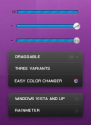 Volume Slider V2.0 by FBED