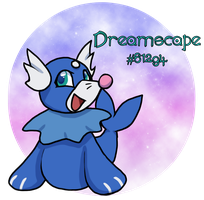 PKMN|Dreamscape|[ADOPTED] by DevilsRealm