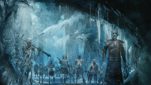Game Of Thrones - The White Walker by Aste17