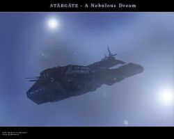 StarGate - A Nebulous Dream by Mallacore