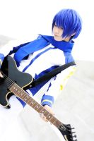 KAITO_listen to my music by HAN-Kouga