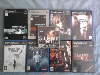 My Silent Hill Collection by Yumechan774