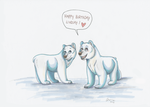 Greetings form the cubs by Quomlon