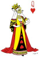 Ninevah, Queen of Hearts by Dustmeat