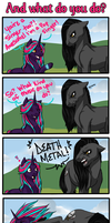 And what do you do... by FantaPrime