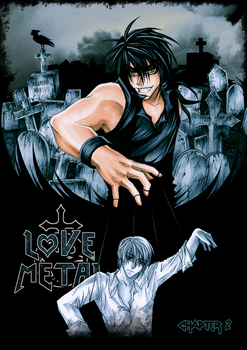 Love Metal Chapter 2 Cover by HeartandVoice