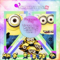 Minions Rush Png's by UnconditionallyPNGS