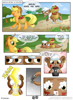 Equestria World - Page 17 by Chibi91