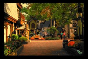 Gatlinburg HDR by Caliypsoe