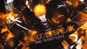 DoubleSpeak[MEP] - Thumbnail by AbyssGraph