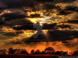 Cloudy sky HDR 1 by loozak84