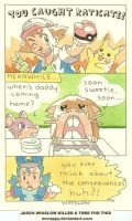 Who's The Real Poke Monster? by Mrcappy