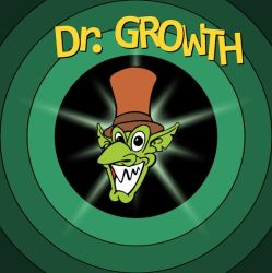 Dr.growth logo by DrSGrowth