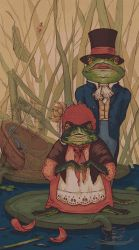 Toads by I-Mago