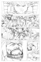 Incredible Hercules 132 page 1 by ReillyBrown