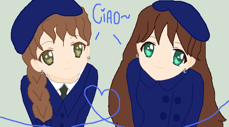 Ciao~ by LovelyComplex1995