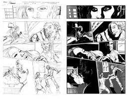 Bloodwatch Pencils and Inks 3 by ArtisticSchmidt