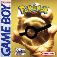 Pokemon Yellow by wazzy88