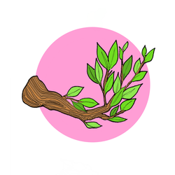 Tree Branch Design by OwlCreme