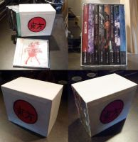 Touhou Game Holder by CaptainOnimaru