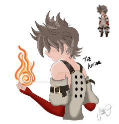 Tiz Arrior - Bravely Second by iamscratch