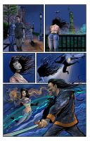 Top Cow Talent Hunt 2013 Page 7 by Fusciart
