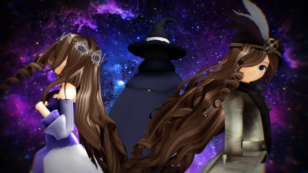 [MMD] Maurian and Lux by GameME6