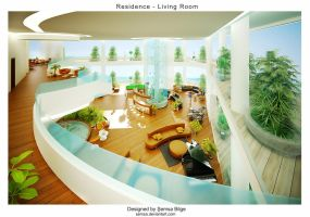 R2-Living Room 2-2 by Semsa