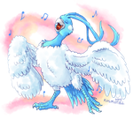 Altaria Sings! by Kosmotiel
