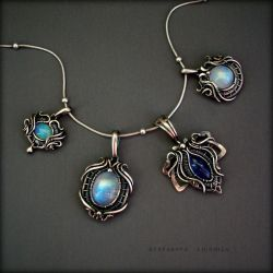 mini pendants by KL-WireDream