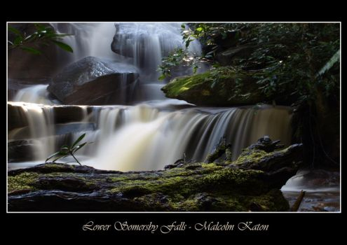 Lower Somersby Falls 1 by FireflyPhotosAust