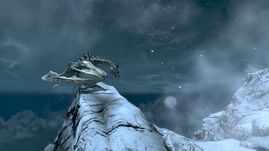 Paarthurnax by Nesphyd