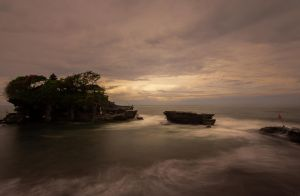 Tanah Lot temple by Neo--Art