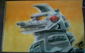 MechaGodzilla 1 by Konack1