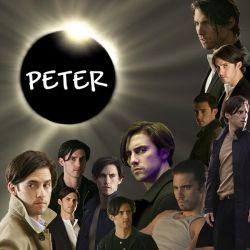 Peter Petrelli by CityInMotion