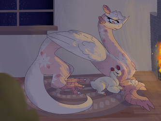 mother by ThunderOverWater