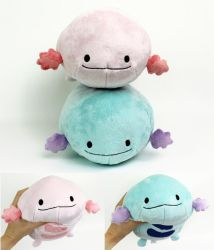 Wooper tsums! by TeacupLion